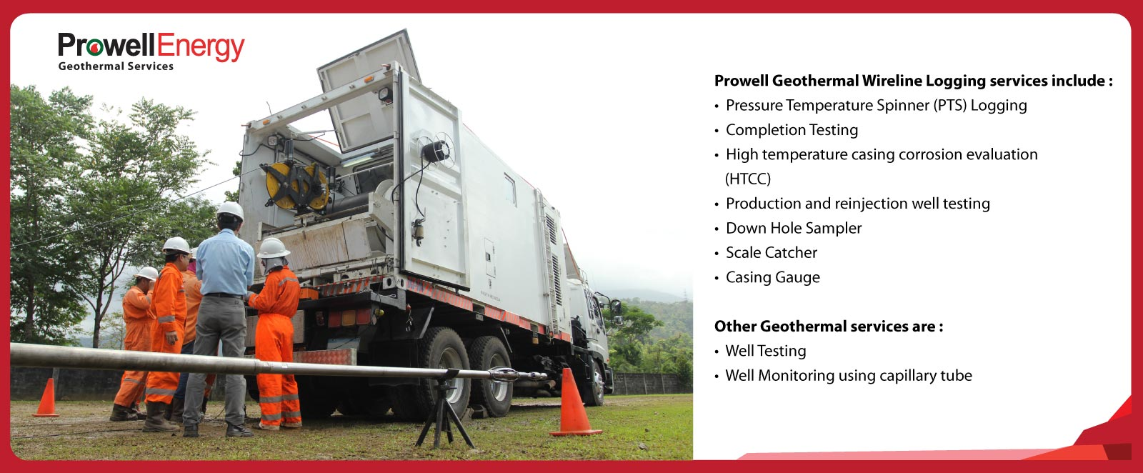 ProwellEnergy Geothermal Services